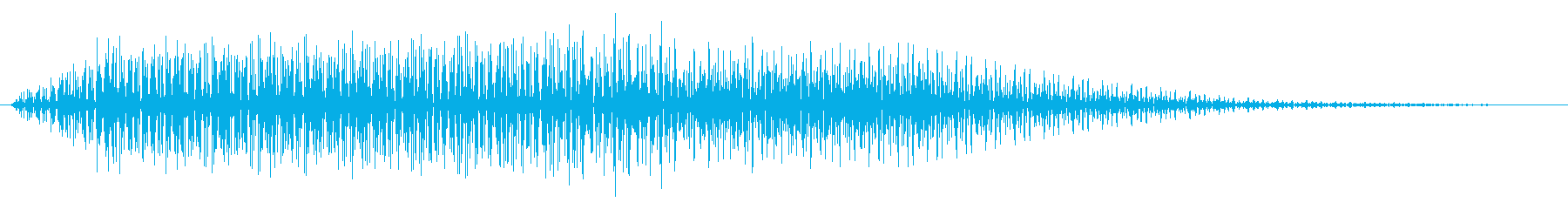 ボタン押下や決定音_キュルルン!ピロッの再生済みの波形