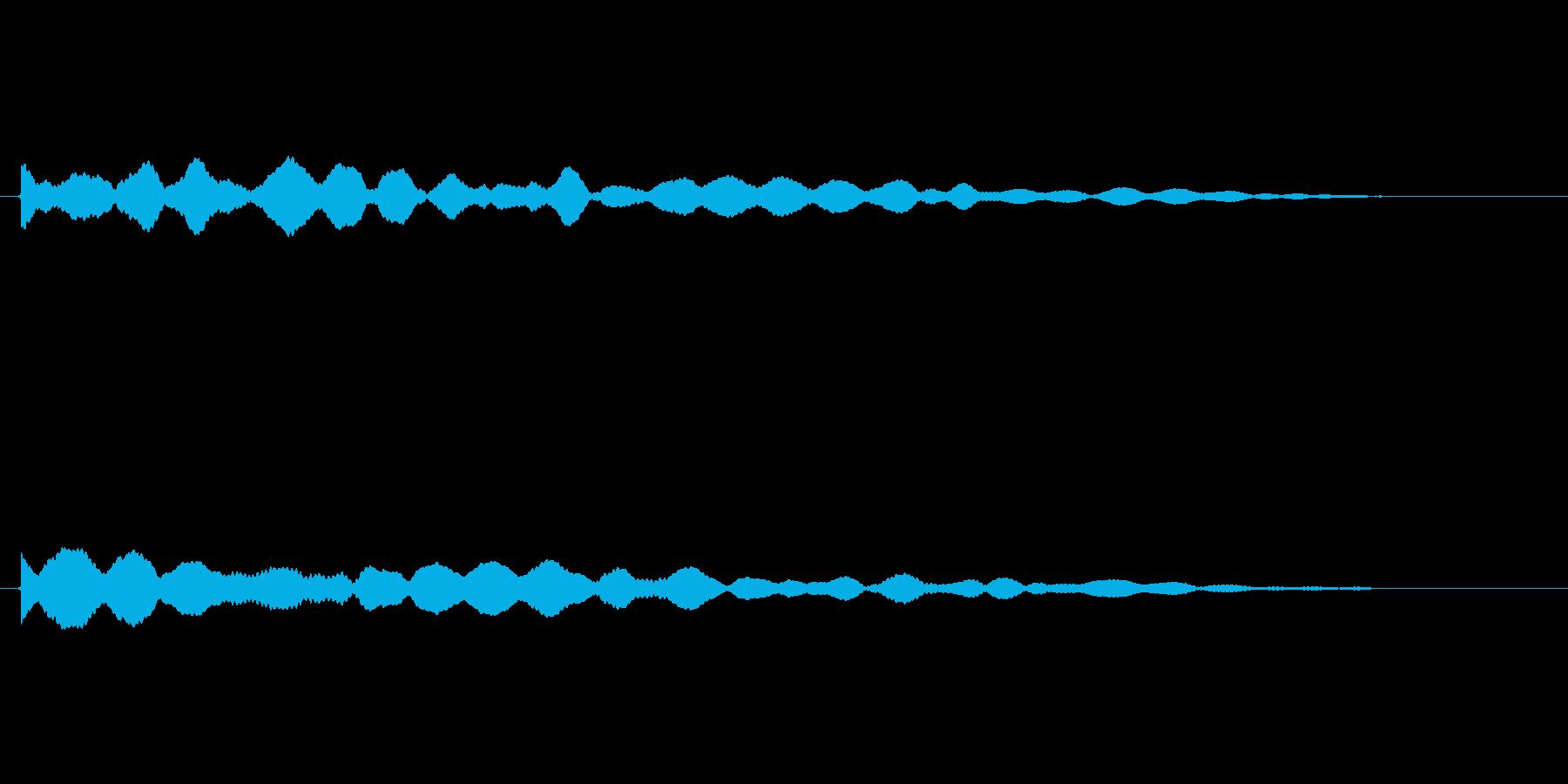 キラキラ系_104の再生済みの波形