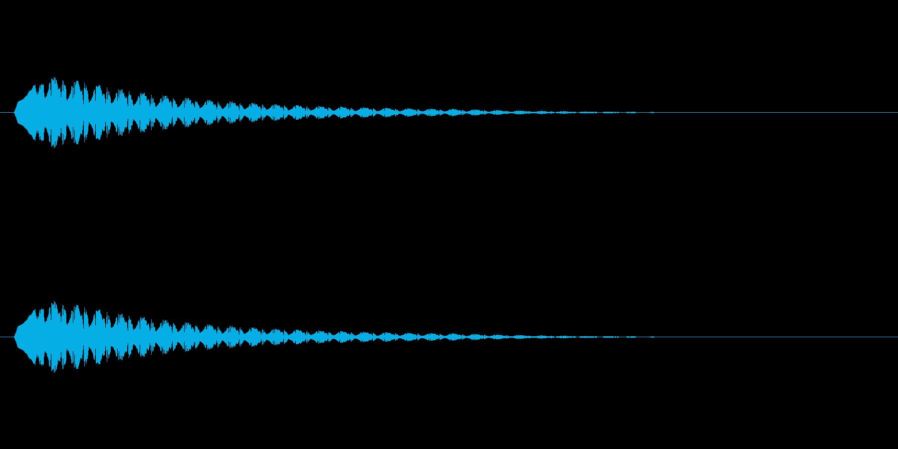 【ポップモーション17-8】の再生済みの波形
