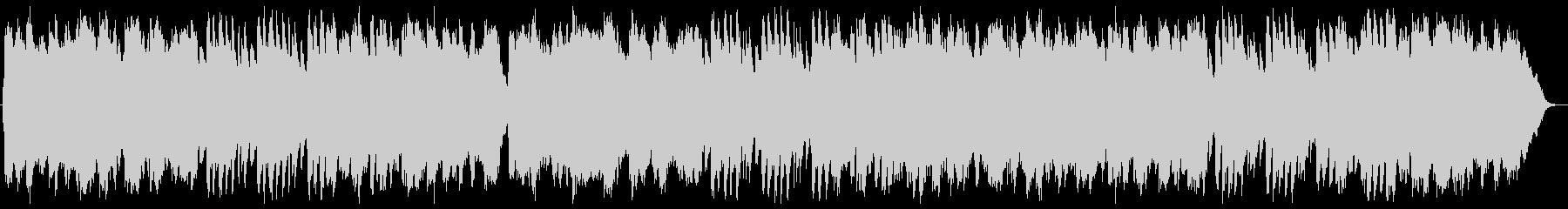 もろびとこぞりて オルゴール&Str.の未再生の波形