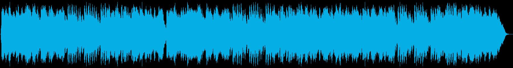 もろびとこぞりて オルゴール&Str.の再生済みの波形