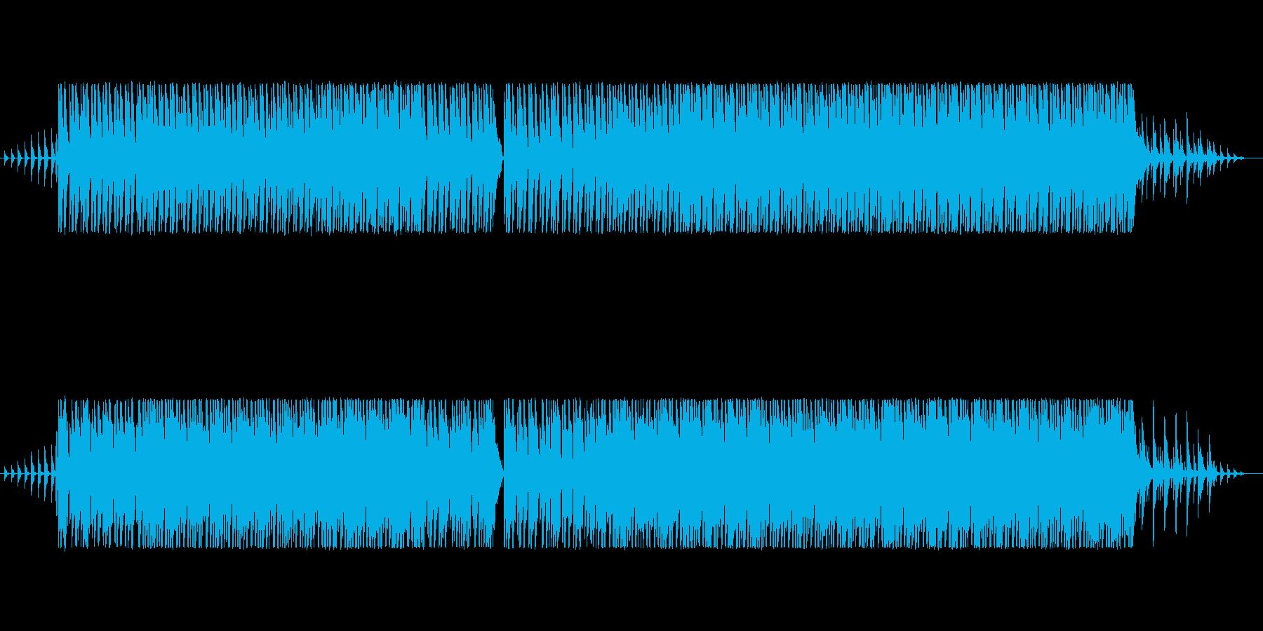 変拍子・ポリリズムのピアノソロの再生済みの波形