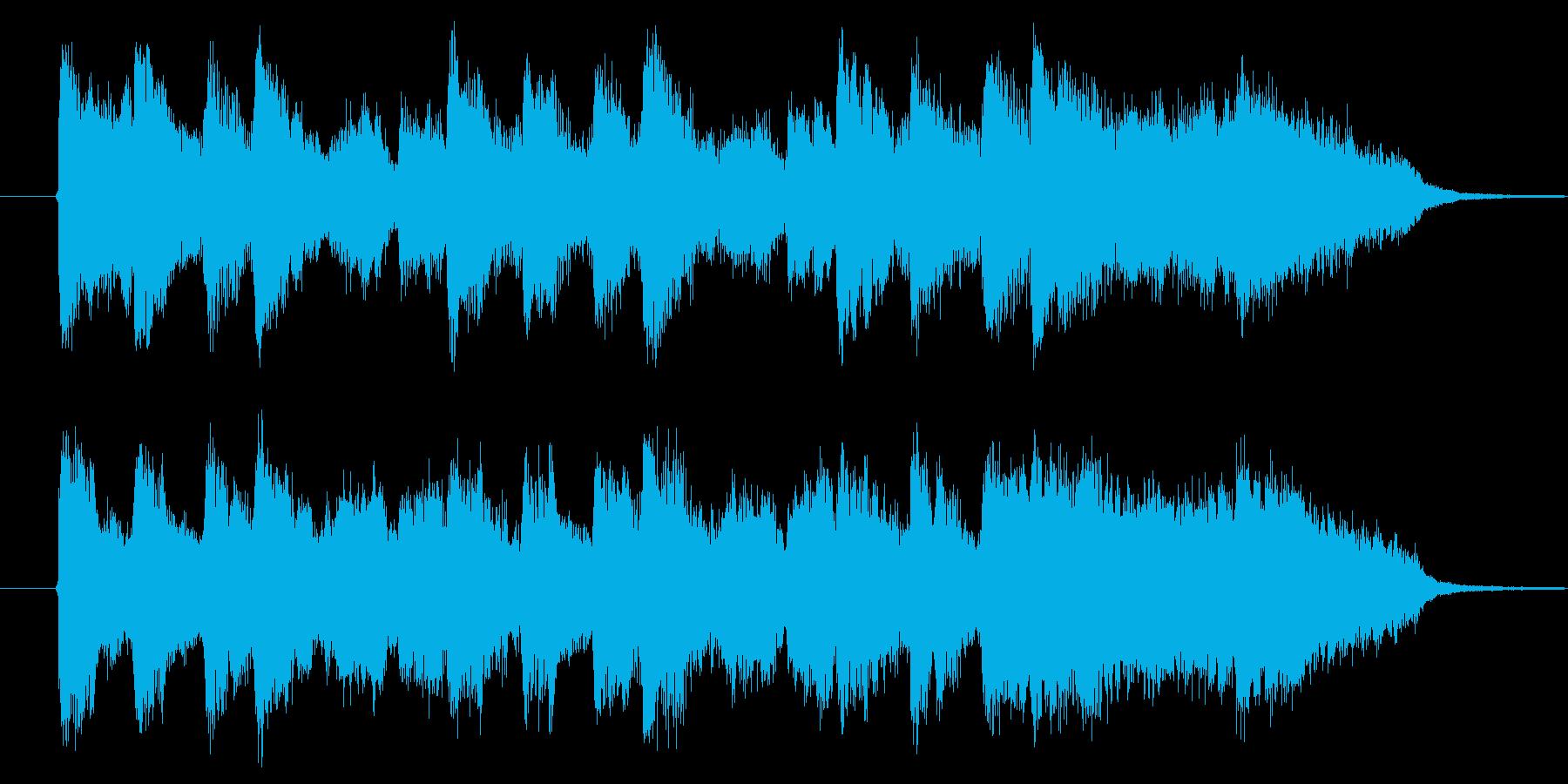 IT系企業のCM用に制作したBGMです…の再生済みの波形