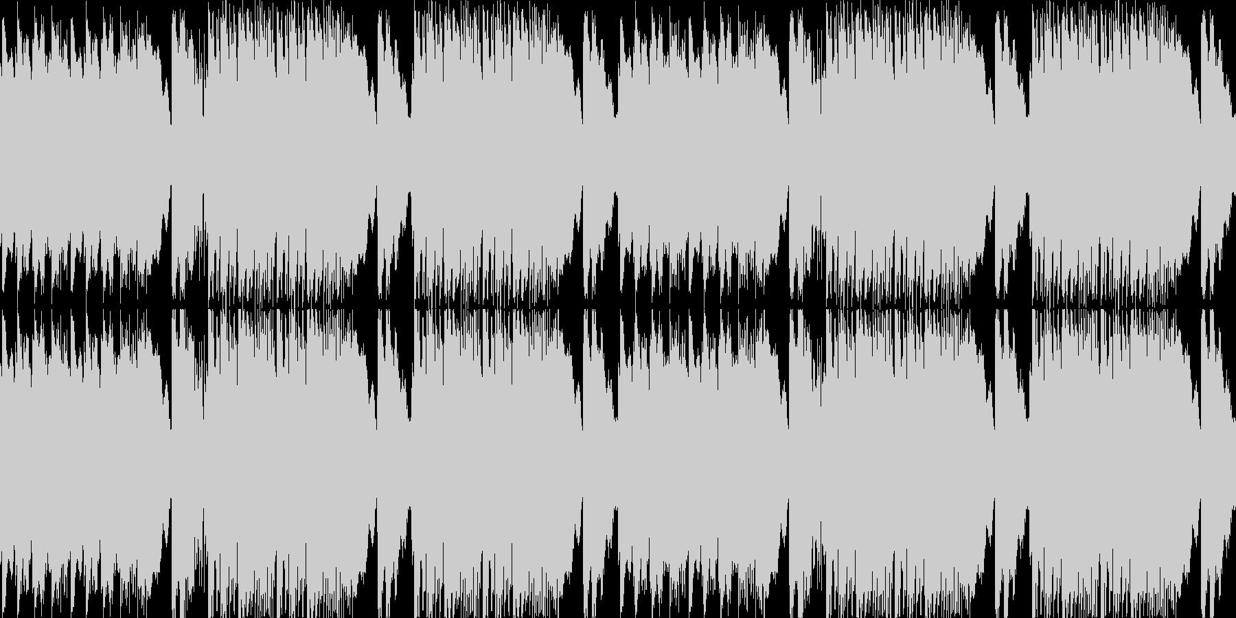 【スピーチ用BGMロマンチックバラード】の未再生の波形