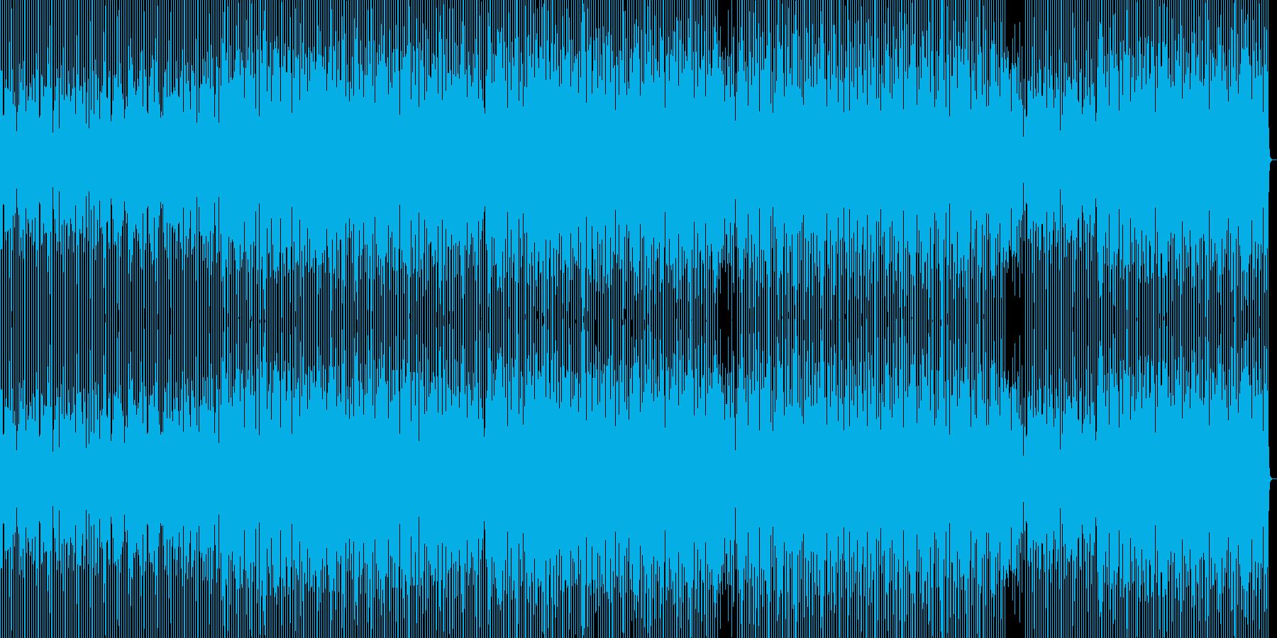 minimal house 21 の再生済みの波形