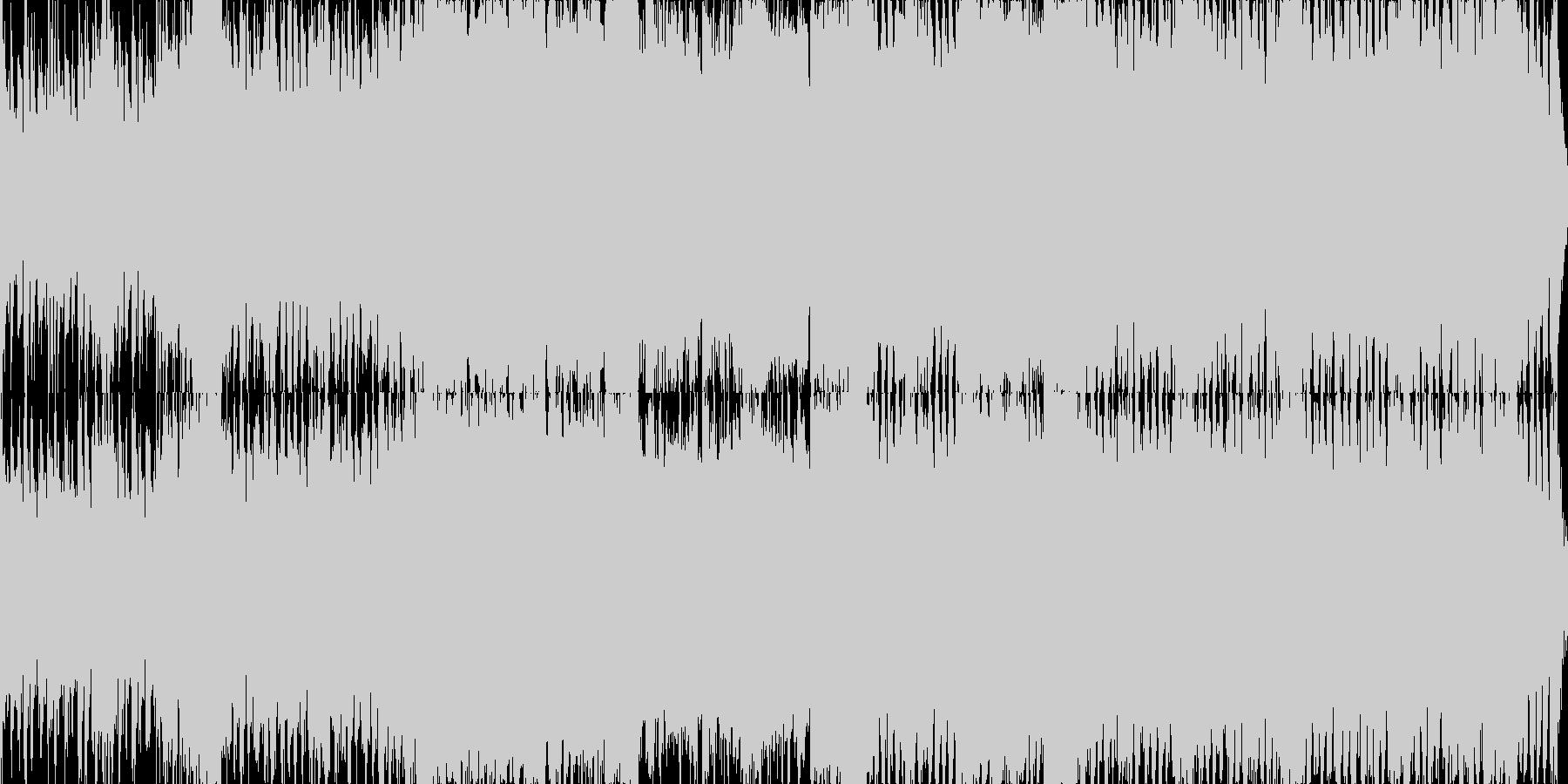 映画・ゲーム用バトルBGM23の未再生の波形