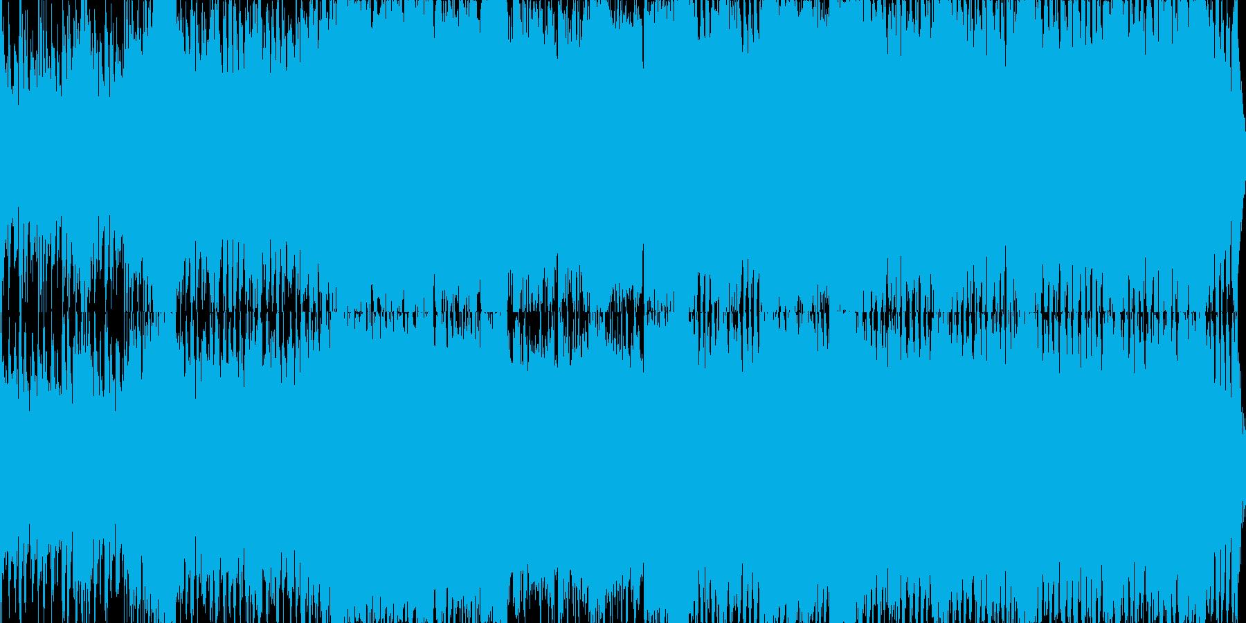 映画・ゲーム用バトルBGM23の再生済みの波形