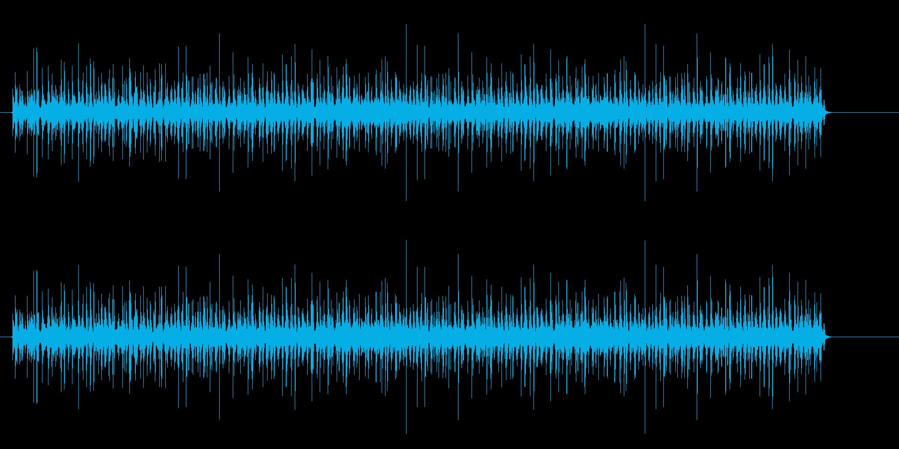 プクプク(水の泡、プール)の再生済みの波形