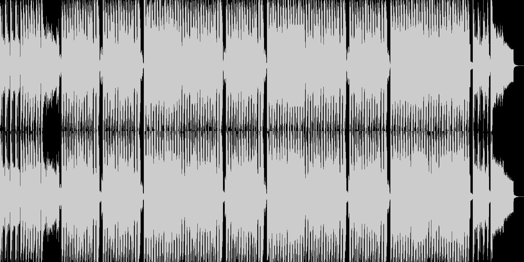 へたっぴリコーダーてんやわんやコメディ風の未再生の波形