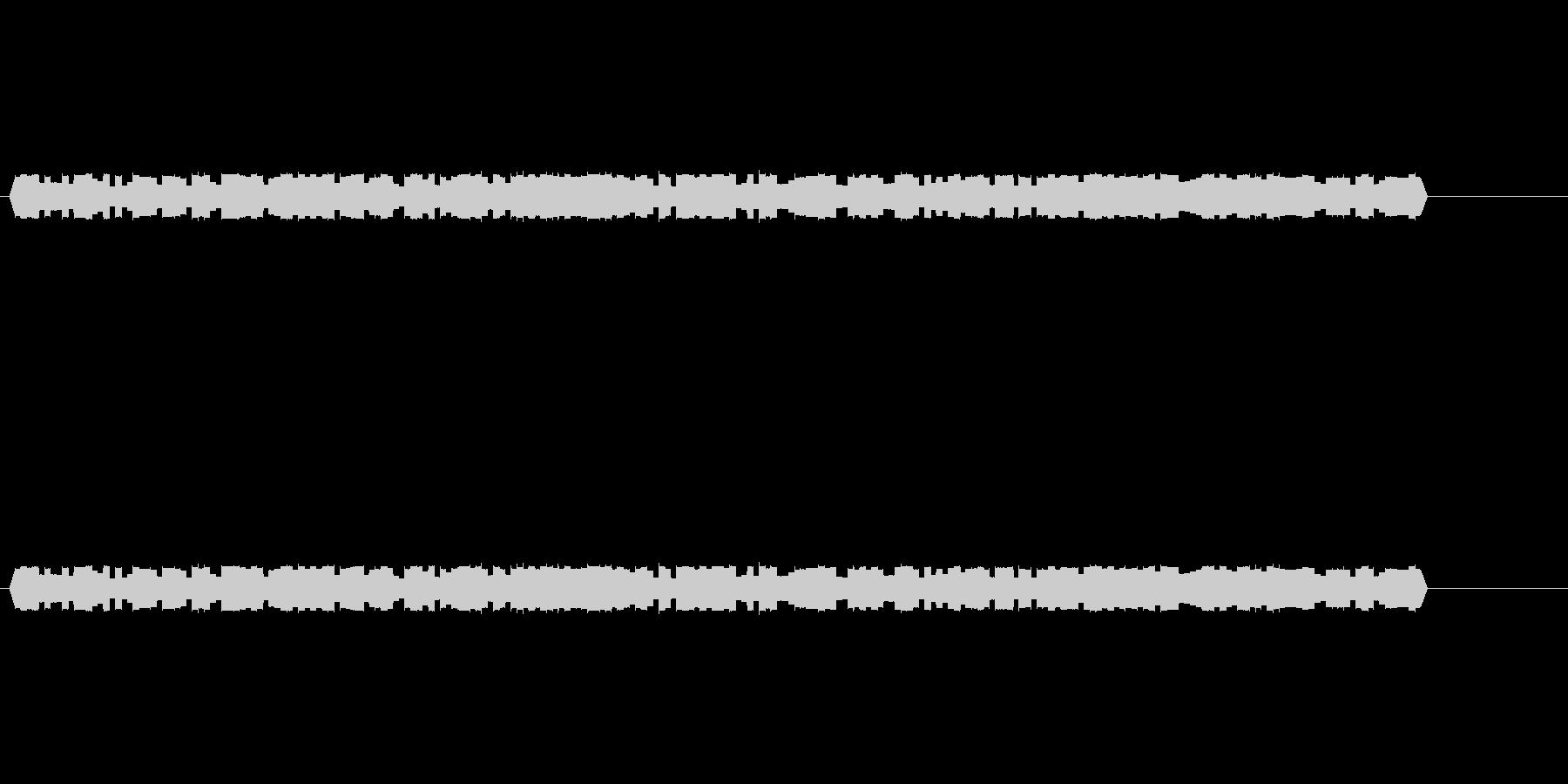 【サイバー07-1】の未再生の波形