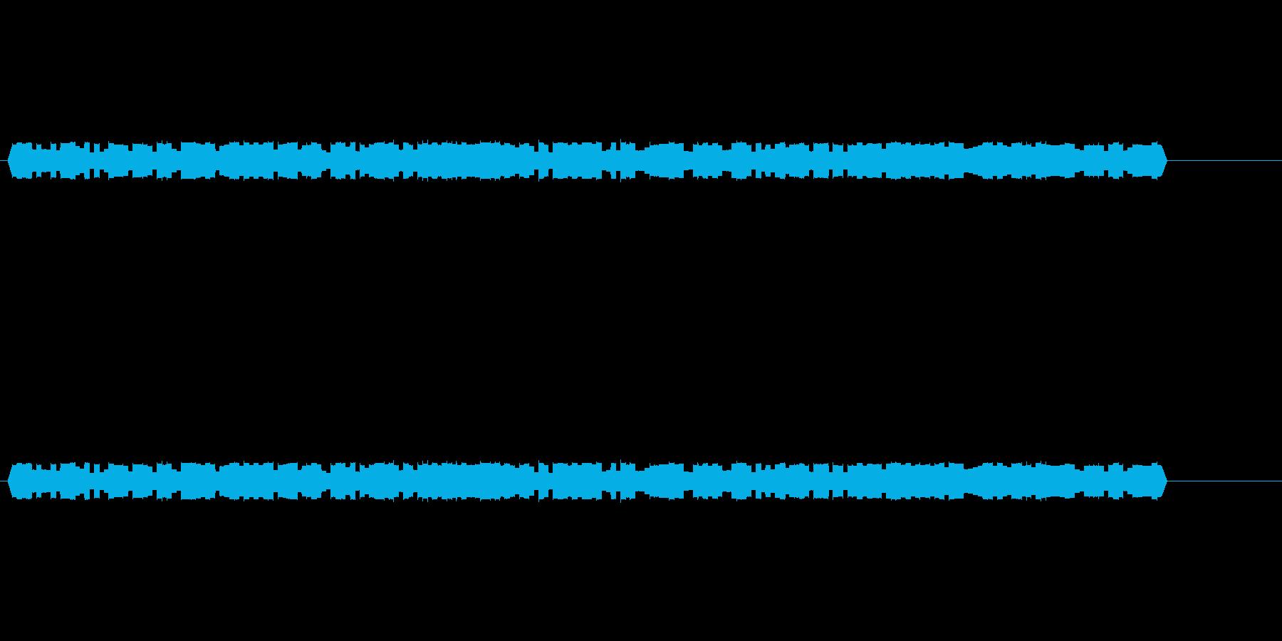 【サイバー07-1】の再生済みの波形