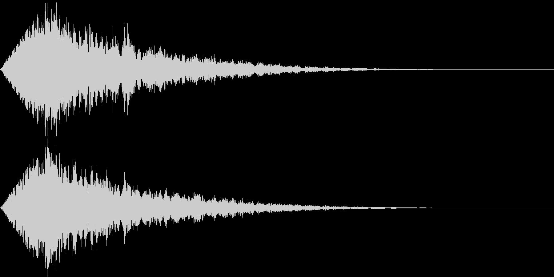 魔法42(回復・光・防御・補助系)の未再生の波形
