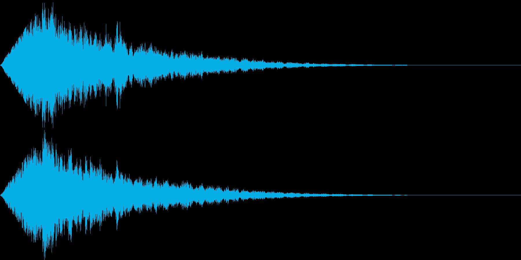 魔法42(回復・光・防御・補助系)の再生済みの波形