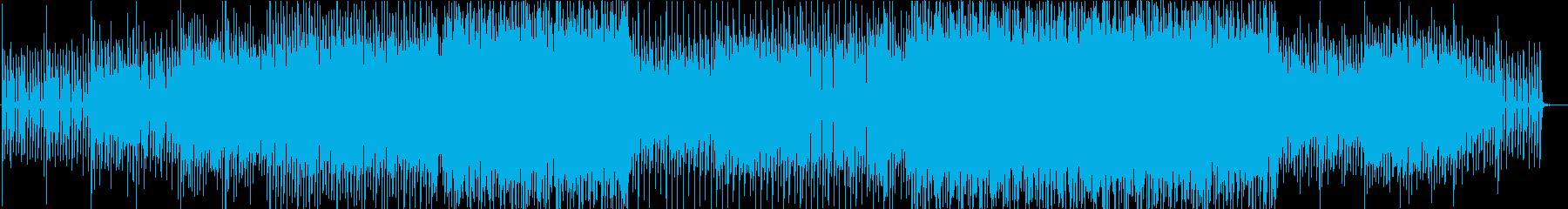 リズミカルでウキウキなウクレレの再生済みの波形