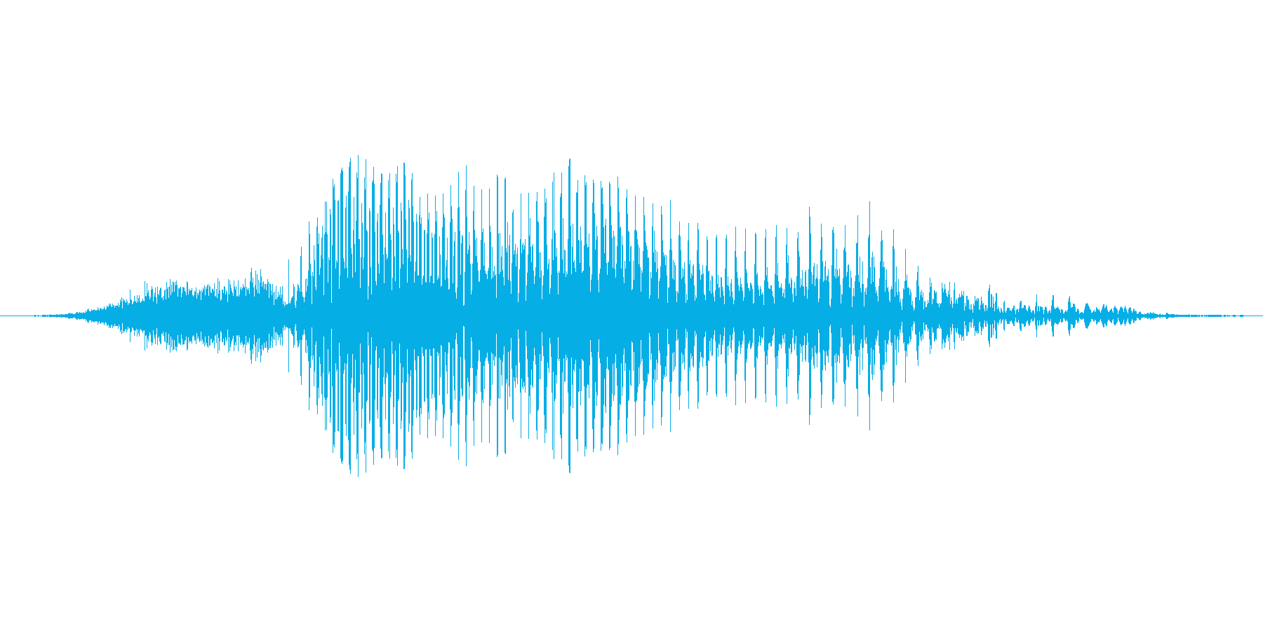 「4 AM」英語発音の再生済みの波形