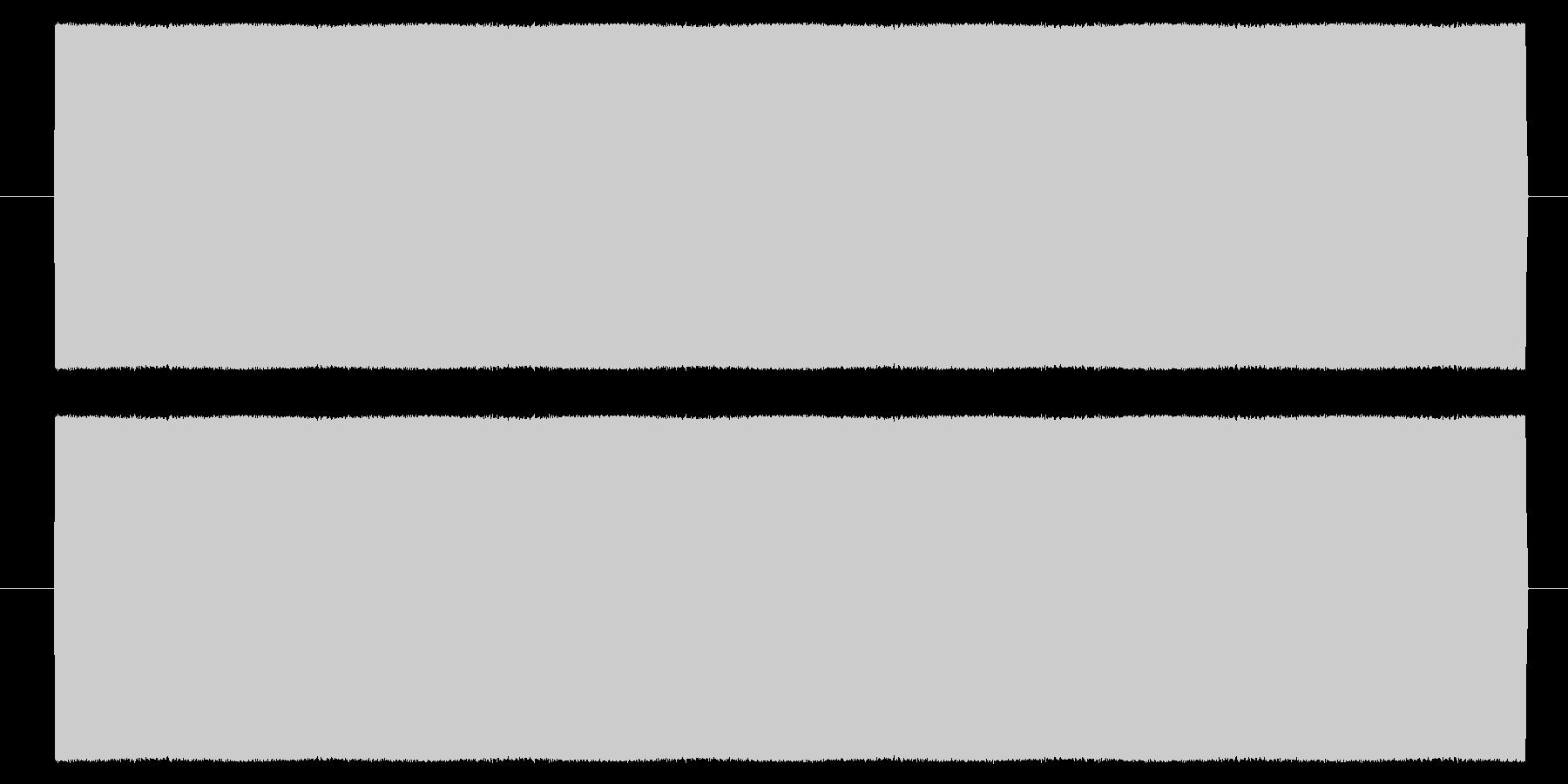 【アーケード 汎用01-15(LFO)】の未再生の波形