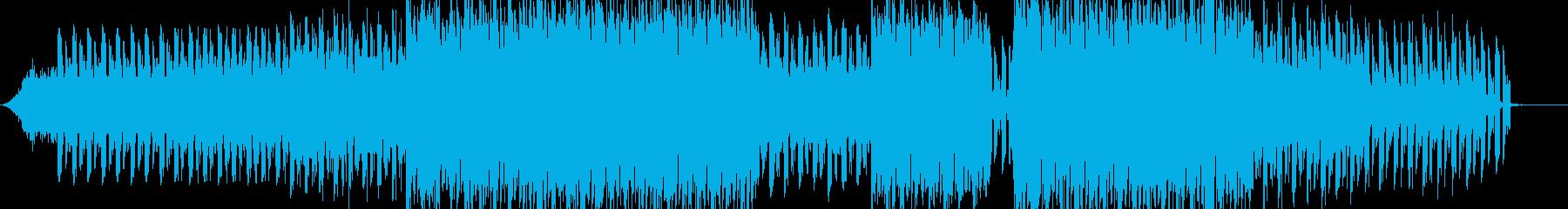 映画音楽、荘厳重厚、映像向け-22の再生済みの波形
