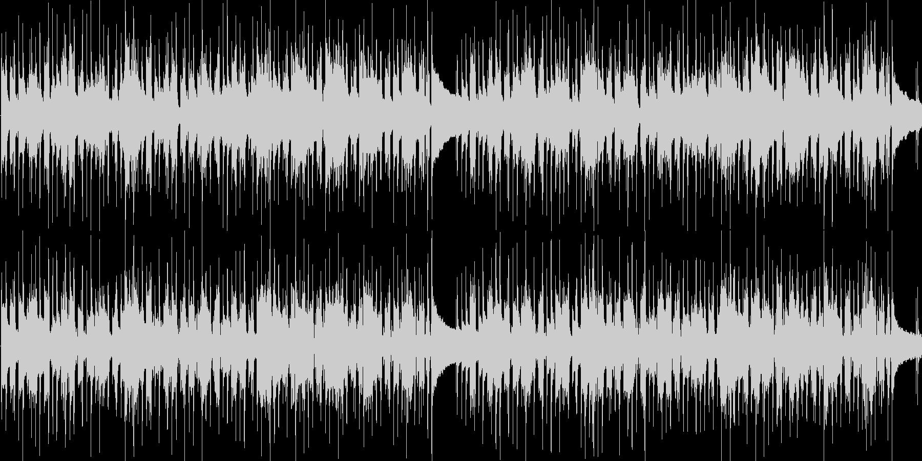 ほのぼのとしたカントリー風のBGMです…の未再生の波形