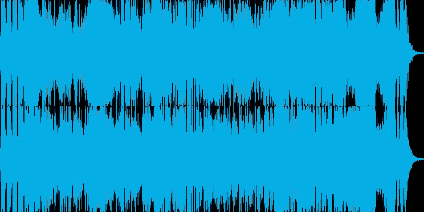 映画・ゲーム用メインテーマ1の再生済みの波形