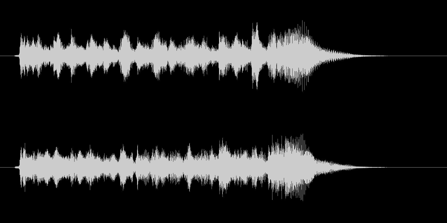 オープニング用ジングル115/ロングの未再生の波形