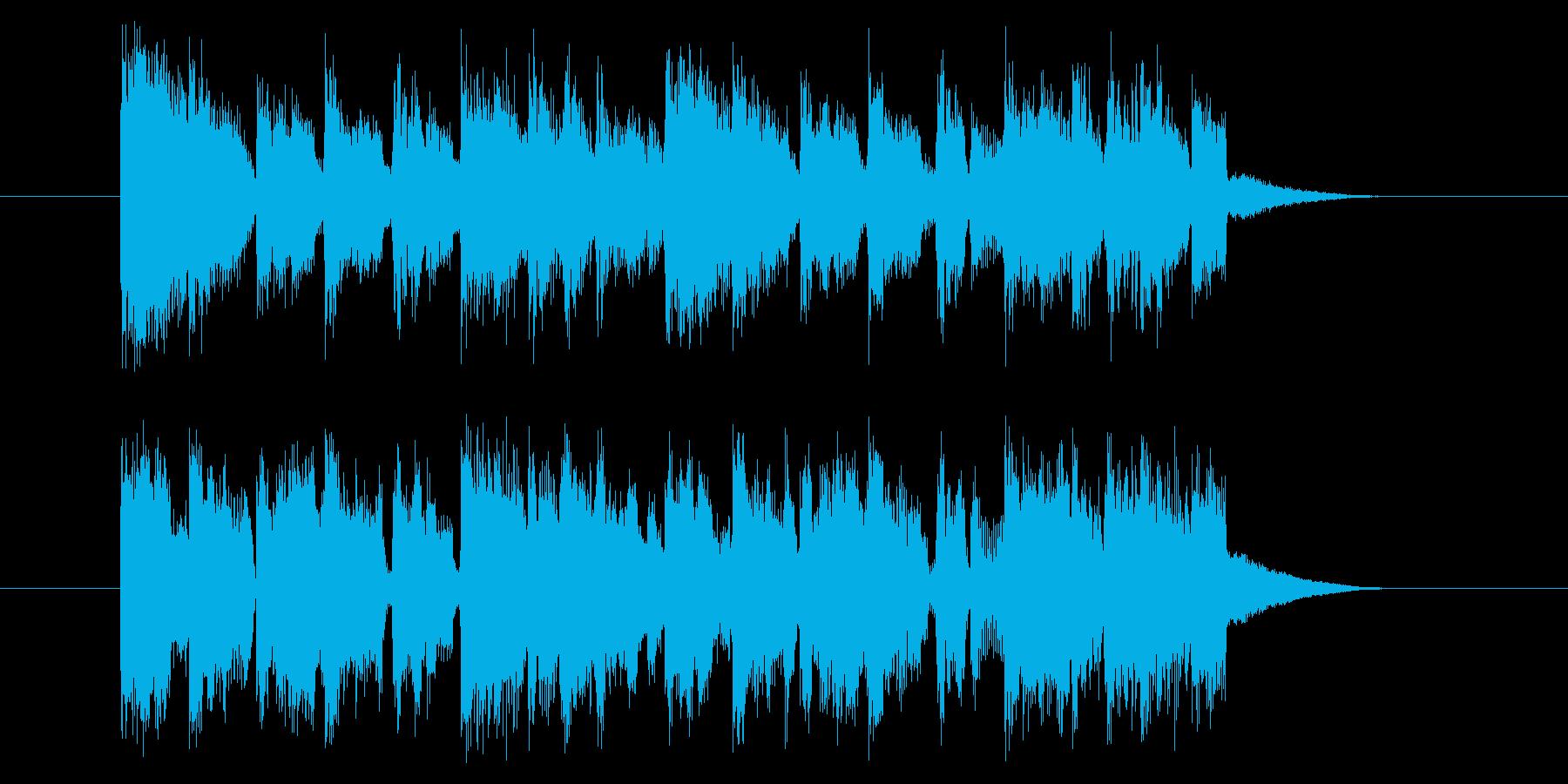 ファンク アメリカ にぎやか 流行の再生済みの波形