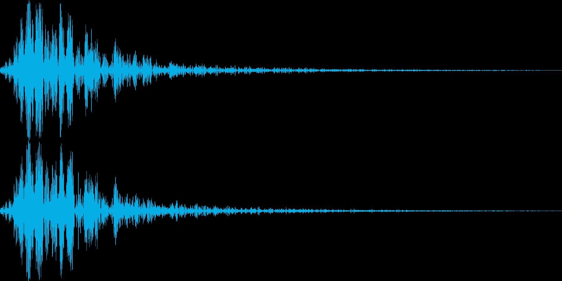 168_通り過ぎる2の再生済みの波形