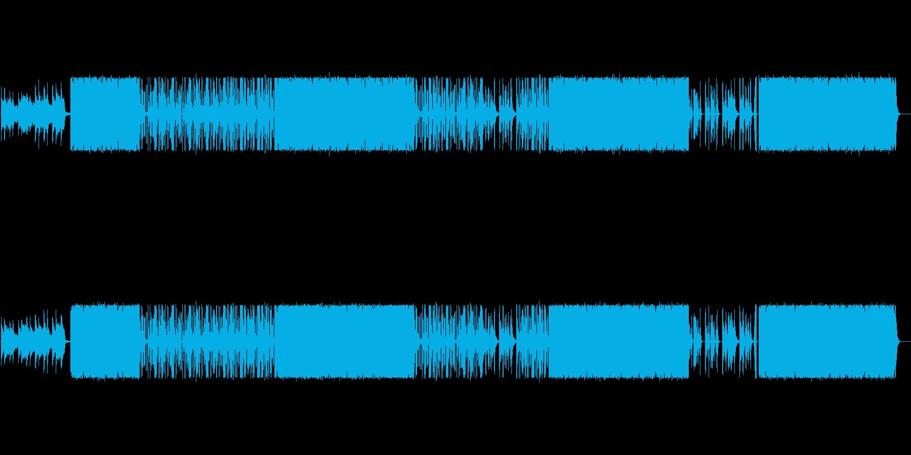 ピアノ/ブラス/大人/動画向き/#2の再生済みの波形