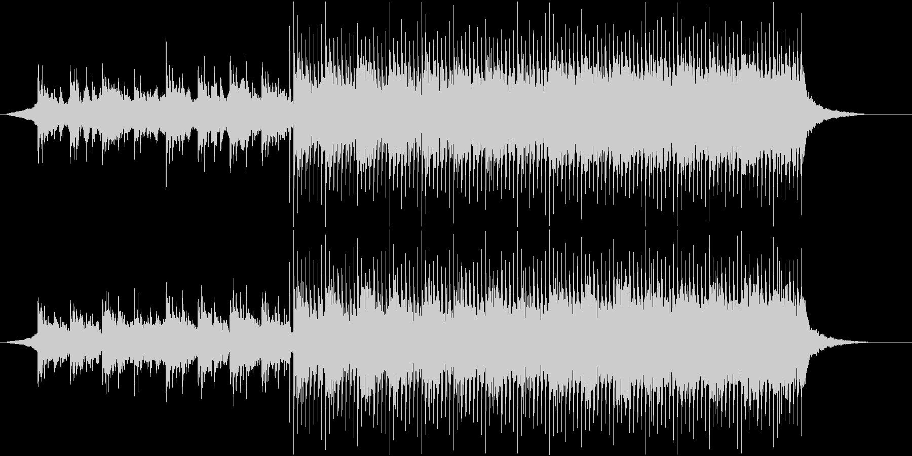 幻想的なBGM ライブのSEなどにの未再生の波形