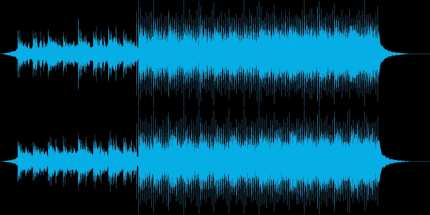 幻想的なBGM ライブのSEなどにの再生済みの波形