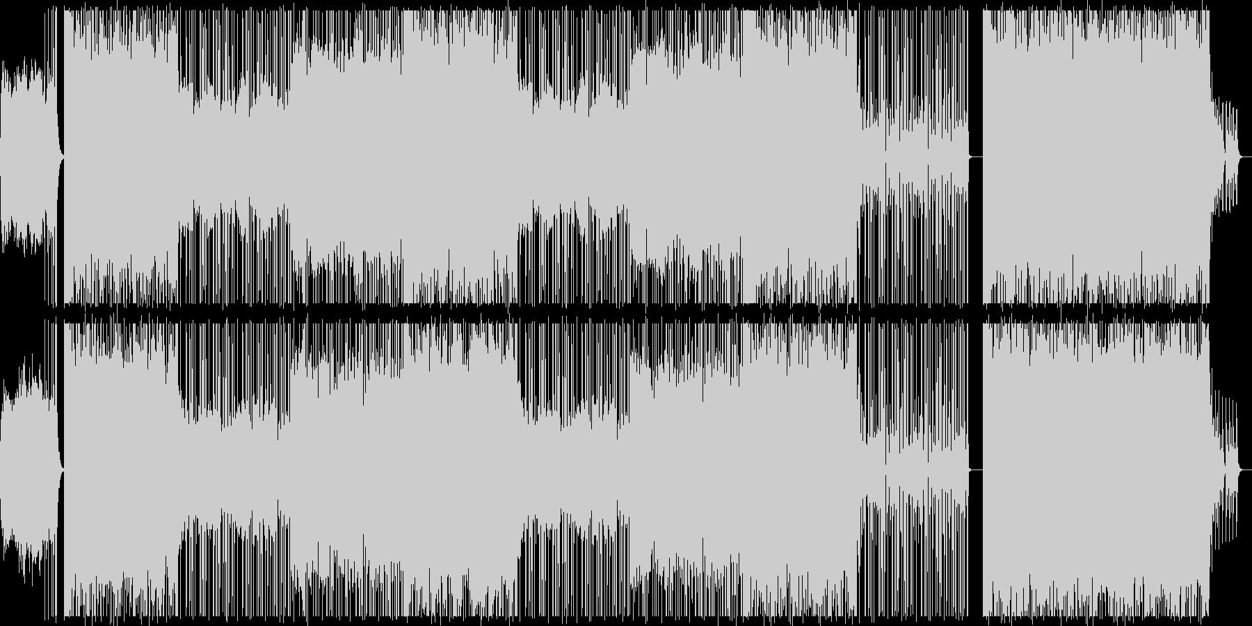 ストリングス/ヒップホップ/心地良い/月の未再生の波形