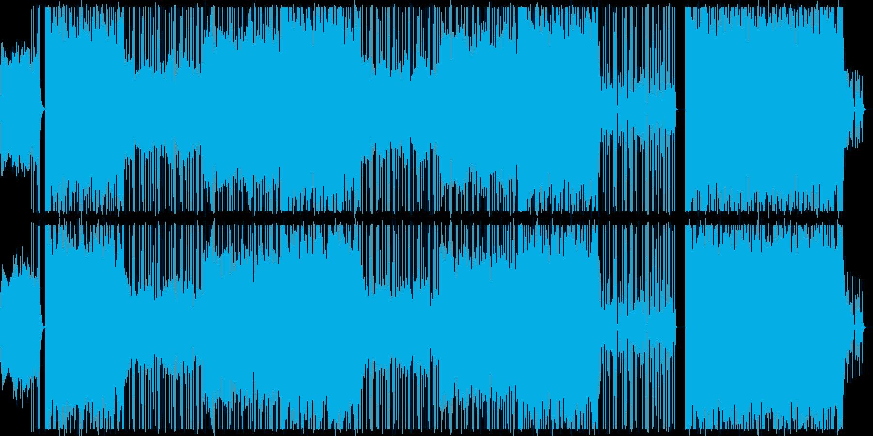 ストリングス/ヒップホップ/心地良い/月の再生済みの波形