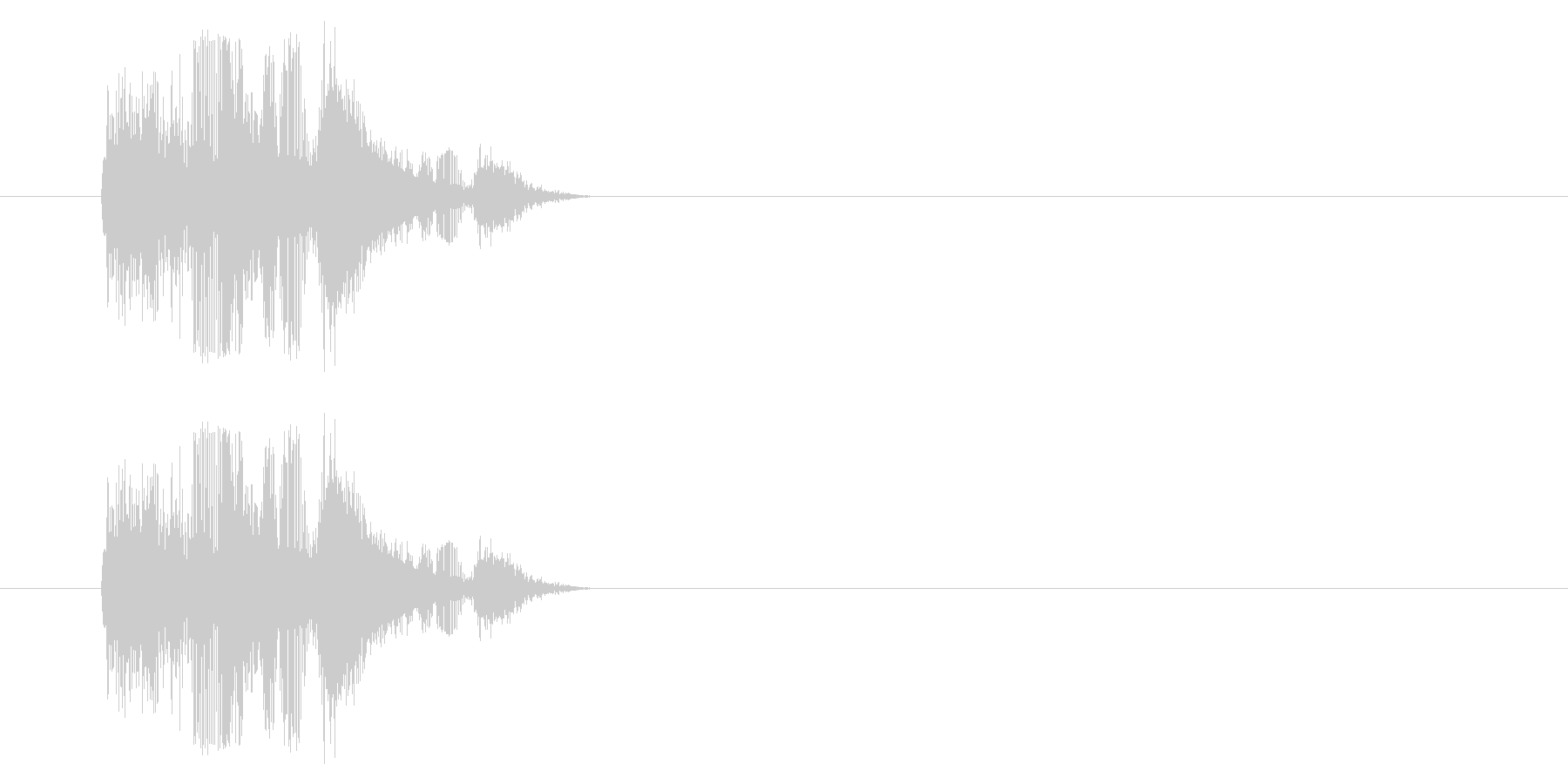 【NES RPG01-03(攻撃)】の未再生の波形
