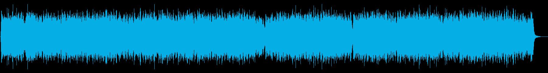 「G線上のアリア」をシンセベル音で。の再生済みの波形