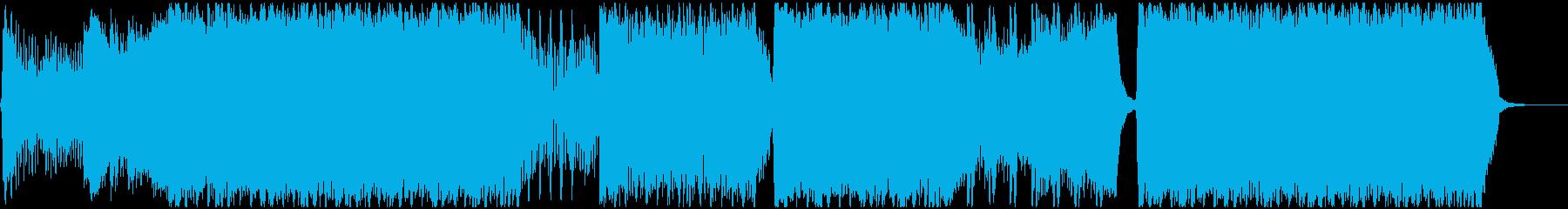 ストリングスが際立つ高揚感のあるサウンドの再生済みの波形