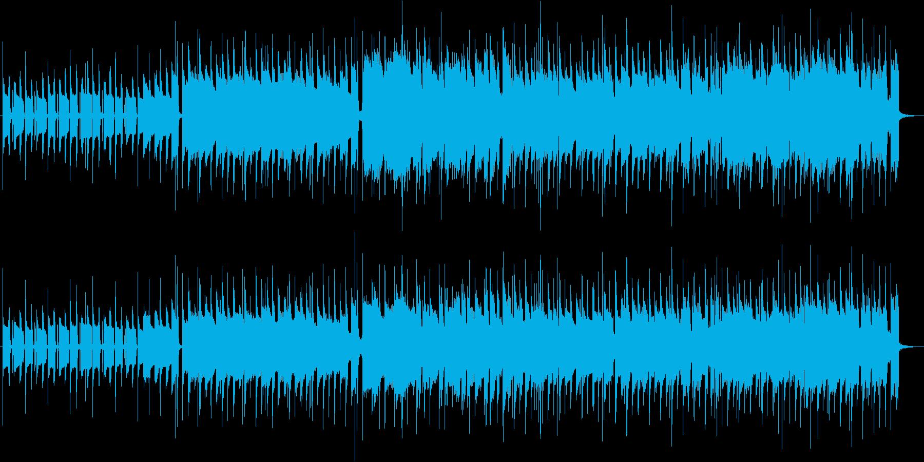 2 陽気でシンプル日常系アニメにオススメの再生済みの波形
