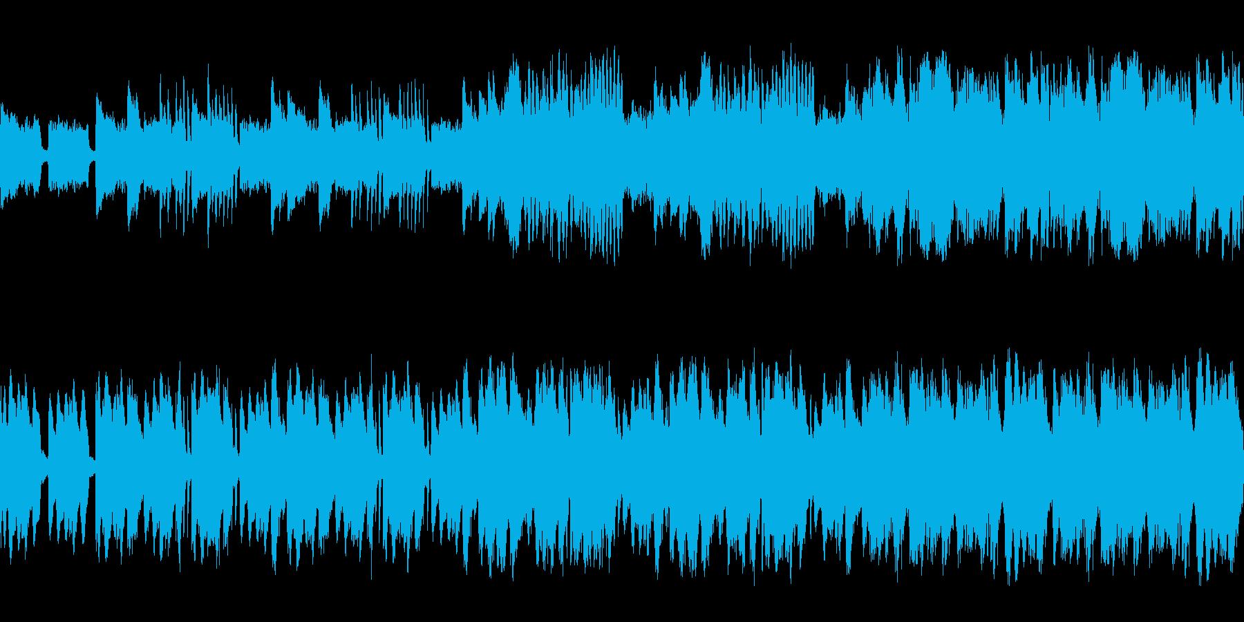 町 RPG風 ループ の再生済みの波形