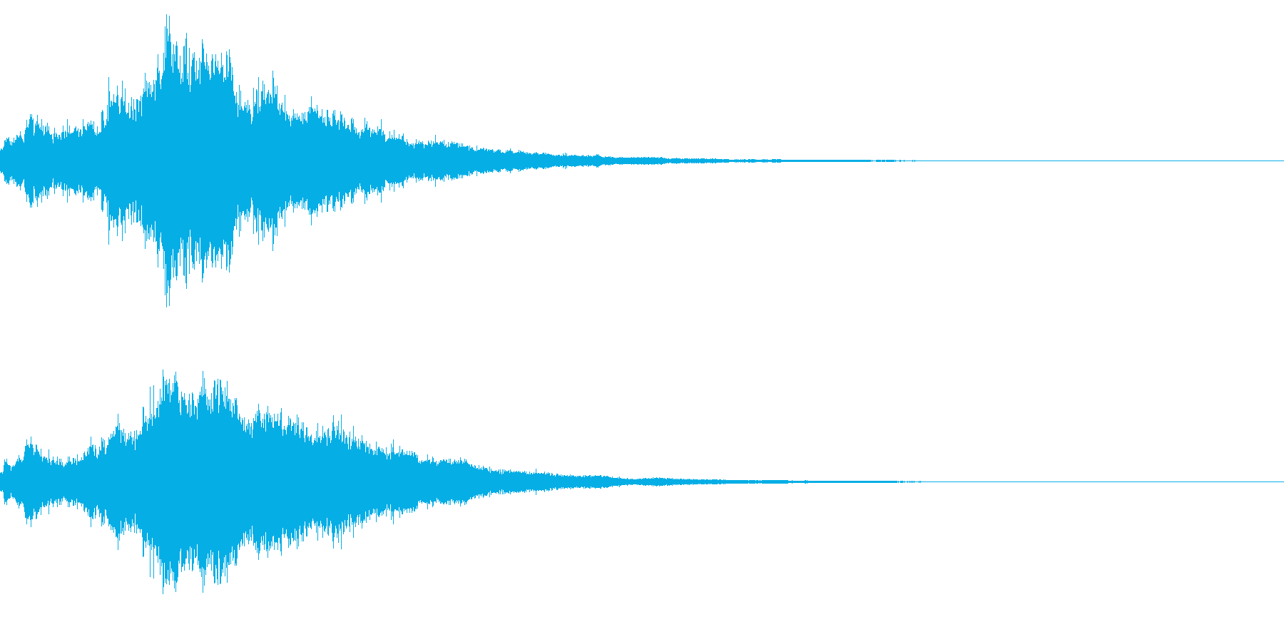 キラキラ♪クリア,達成,回復等に最適18の再生済みの波形