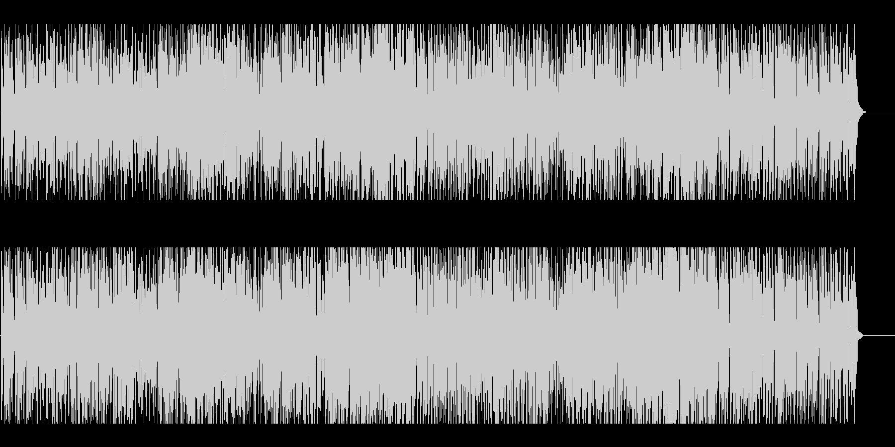 イベント 情報 充実 前進 クイズの未再生の波形