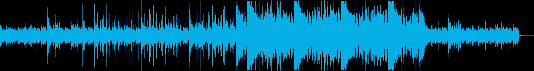 アコギが爽やかなCM向けアコースティックの再生済みの波形