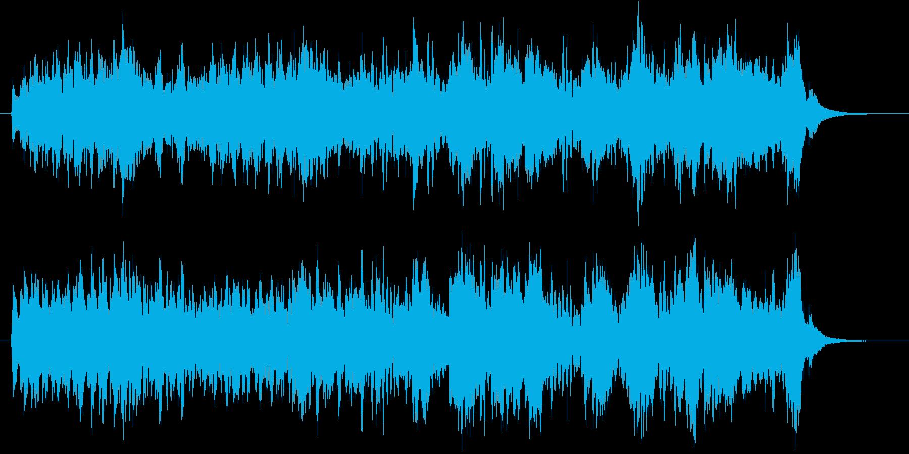 空中庭園(優雅・ソフト)【オーケストラ】の再生済みの波形