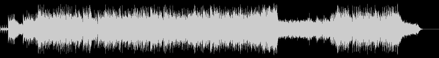 オリジナルクリスマスミュージック1995の未再生の波形