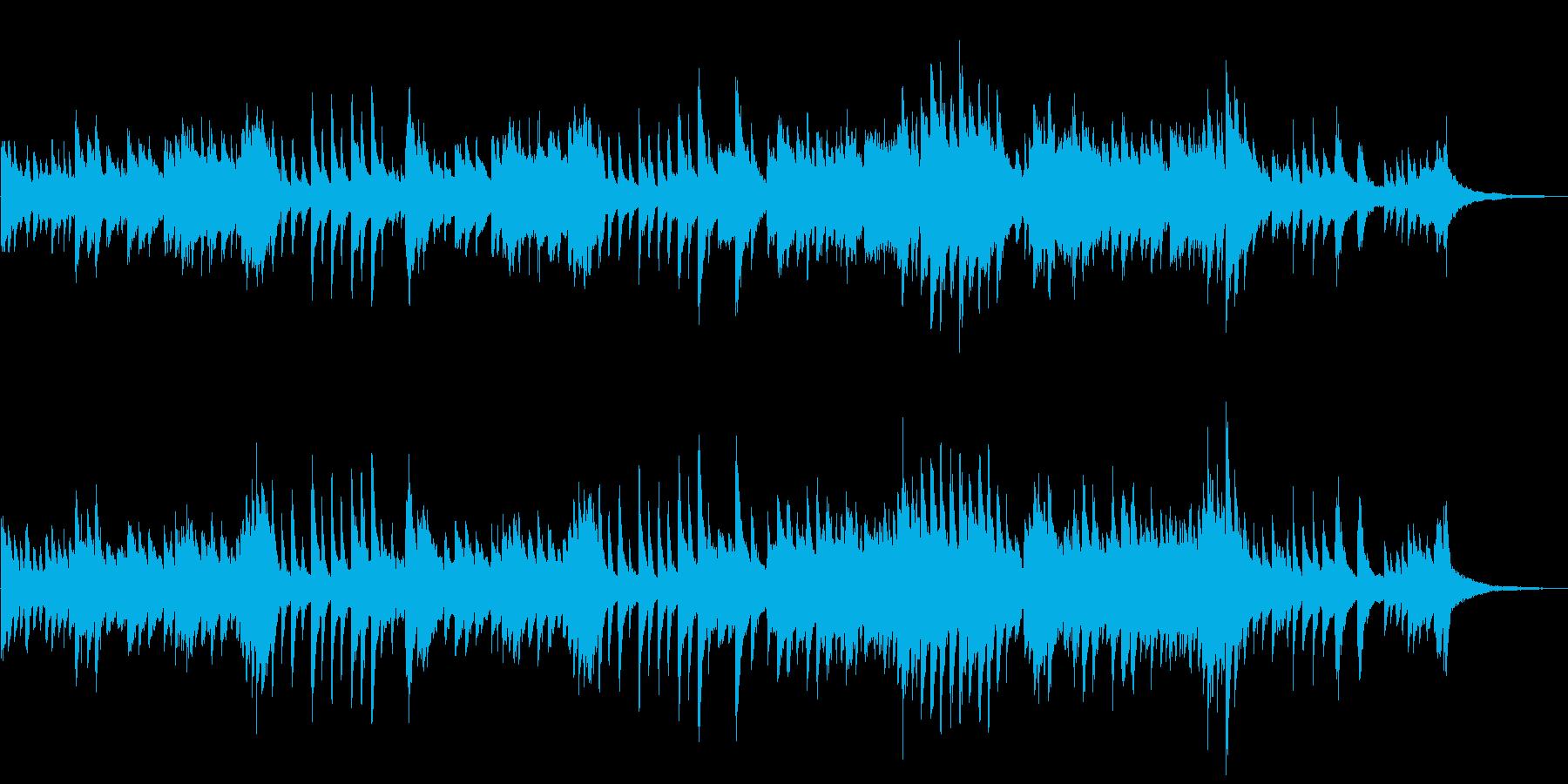 【クリスマス曲アレンジ】ジングルベルの再生済みの波形