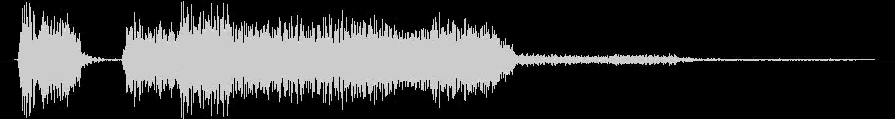 ゲーム、クイズ(正解)_006の未再生の波形