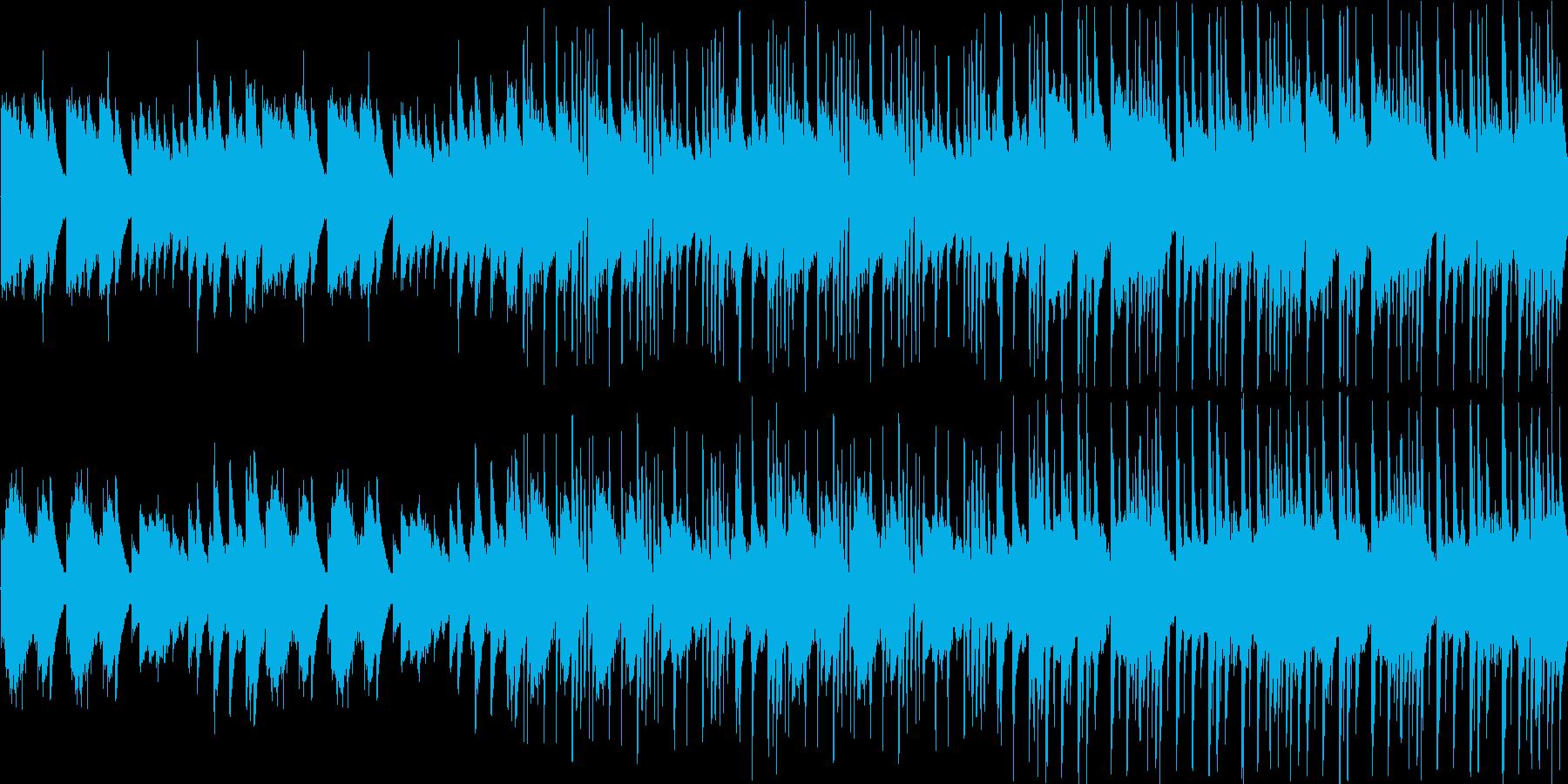 【ピアノメインの爽やかなポップス】の再生済みの波形