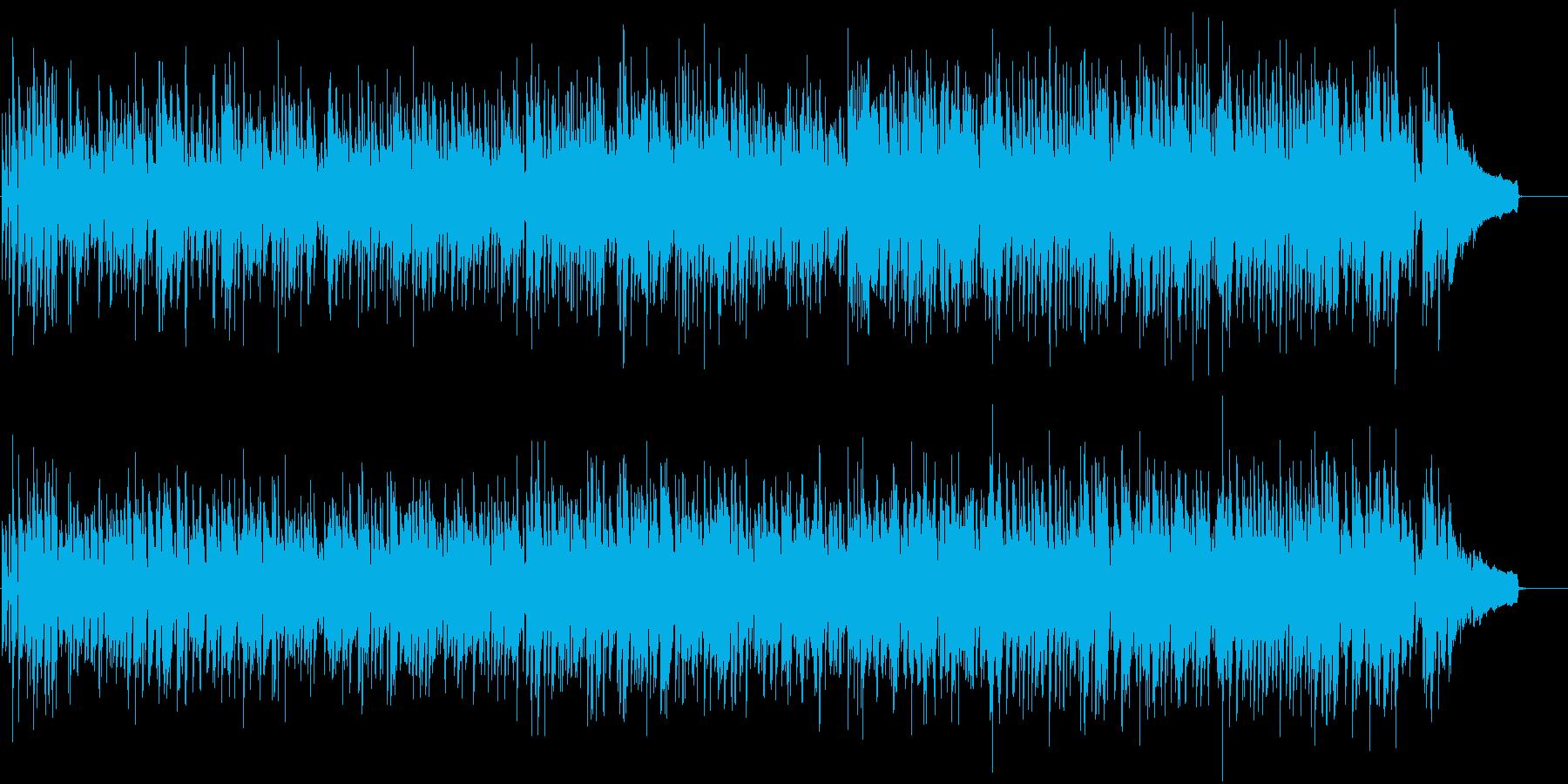 ジングルベルを大人ジャズで!ピアノトリオの再生済みの波形