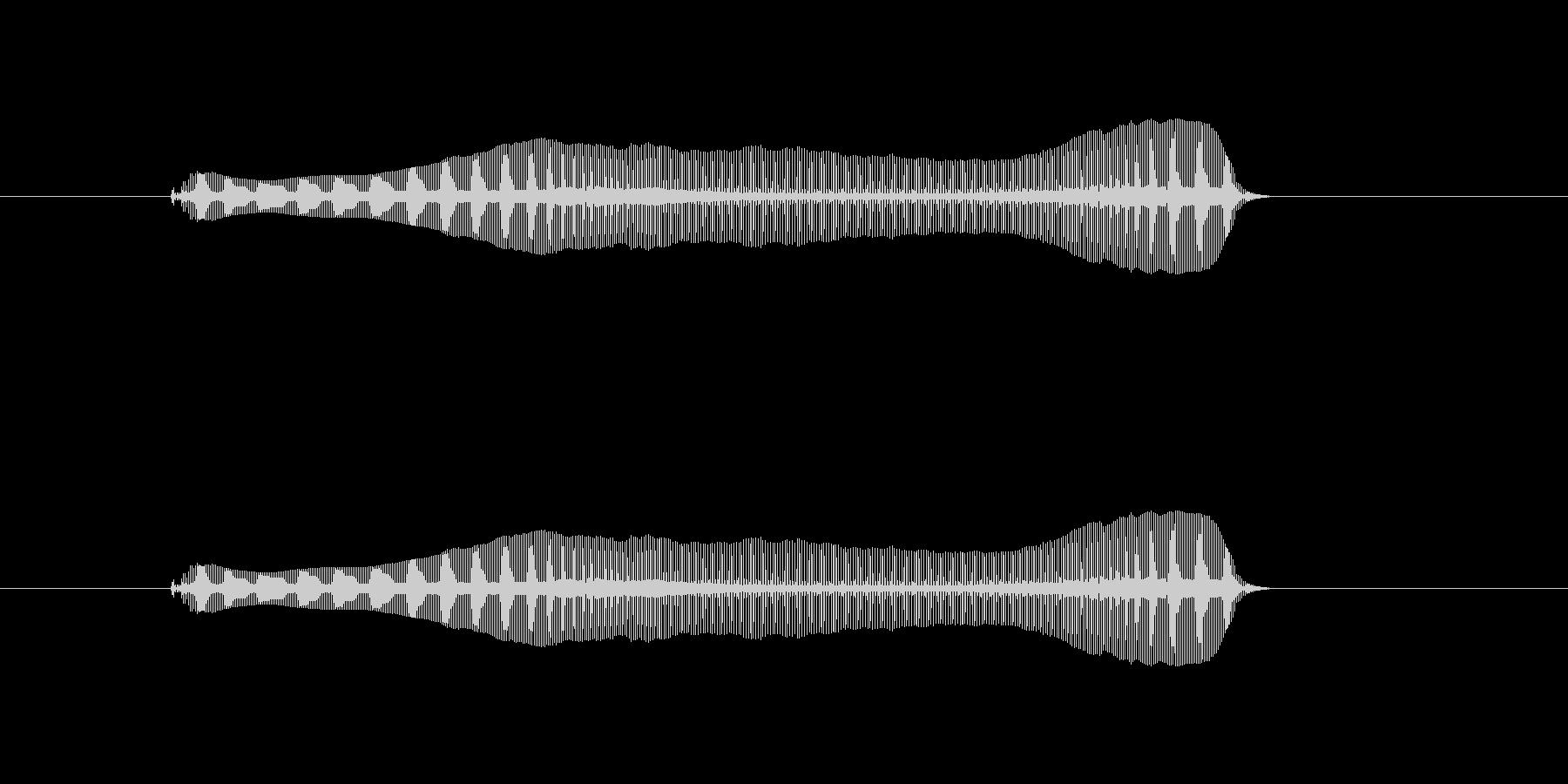 トロンボーンあるあるフレーズBPM100の未再生の波形