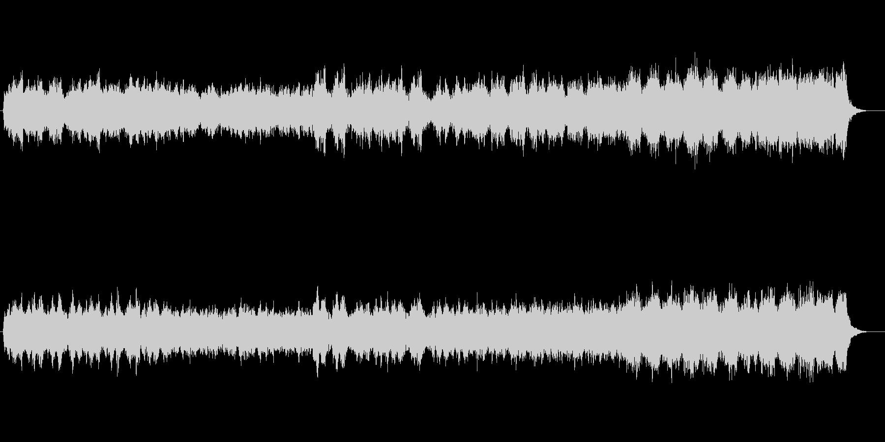 弦楽アレンジのマズルカオリジナルの未再生の波形