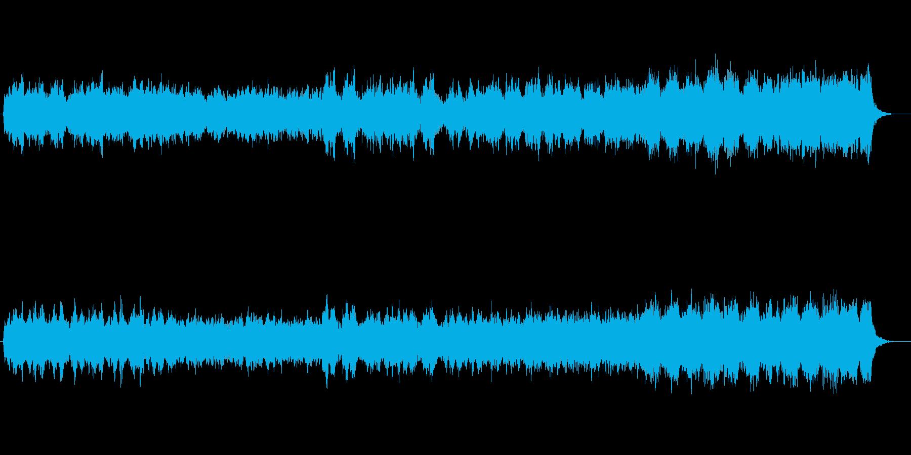 弦楽アレンジのマズルカオリジナルの再生済みの波形