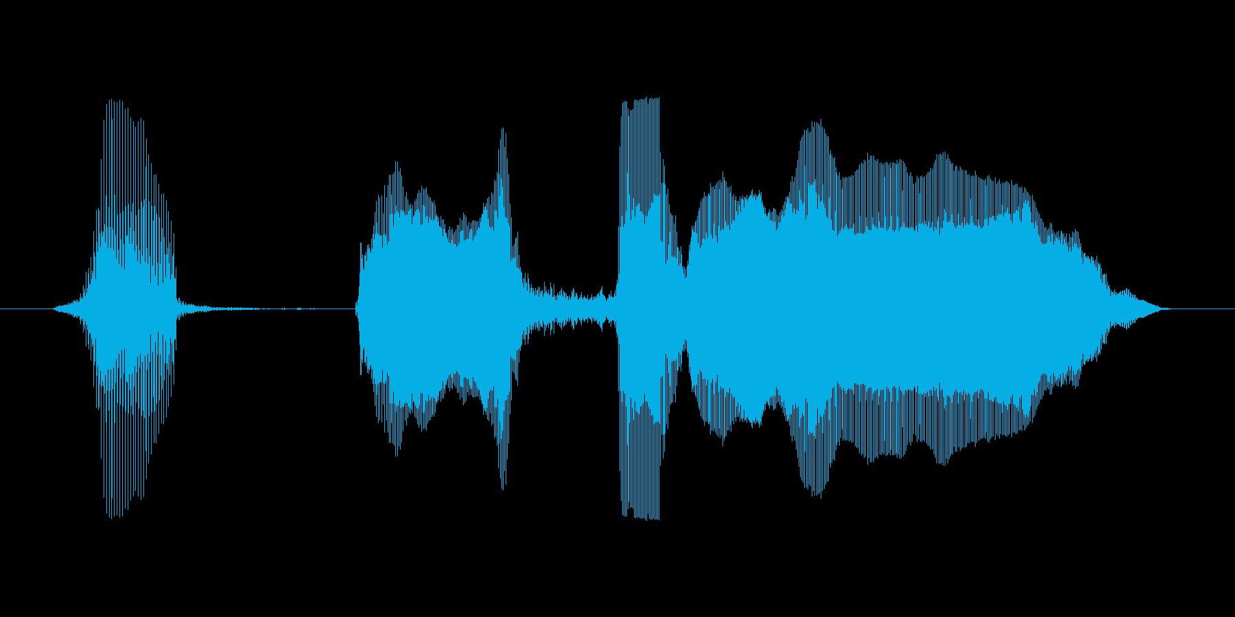 ハッピーハロウィン!の再生済みの波形