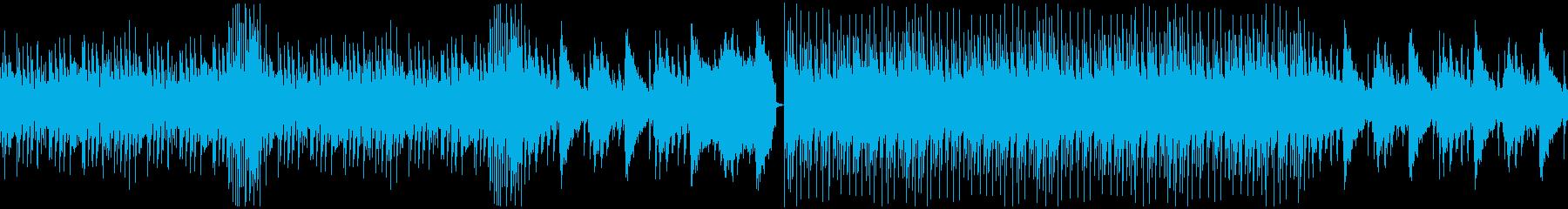 【謎解きシーンのBGM等に最適】の再生済みの波形